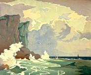 Eric Slater: Rough Sea (Splash Point)