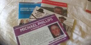 UKIP - 'shouty list of demands'