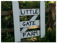 Gate to Little Gate Farm
