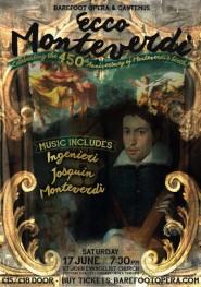 Ecco Monteverdi poster