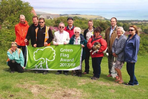 Green Flag Award 2017