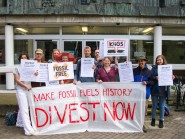 Members of Divest East Sussex