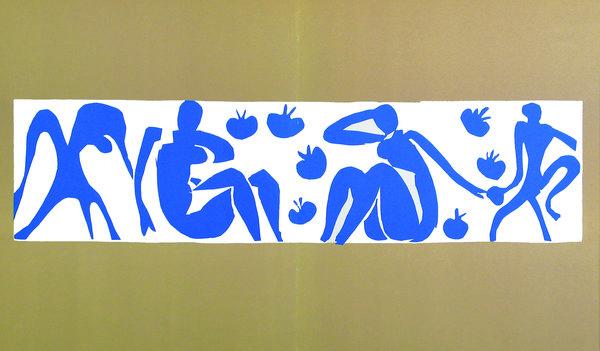 Femmes et Singes Henri Matisse