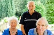 Cliff, Paul and Barbara
