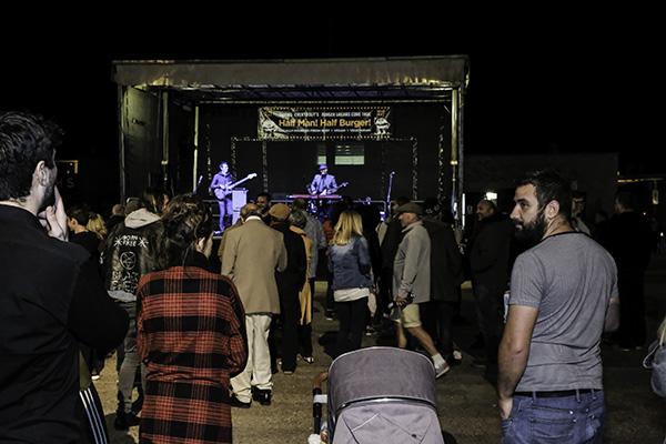 Big Sleep free music night Photo John Stiles
