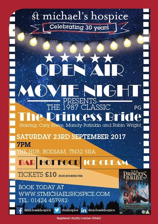 Open Air Movie