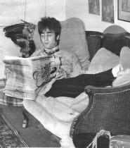 John Lennon Image John Hopkins
