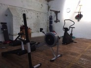 Seaview Project's gym