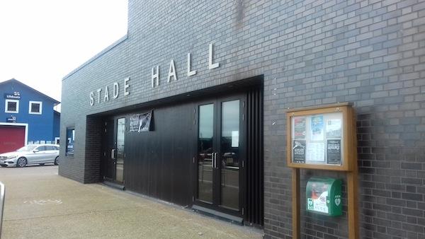The Stade Hall