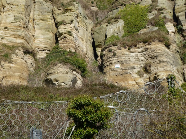 Rock A Nore cliffs Photo Chandra Masoliver