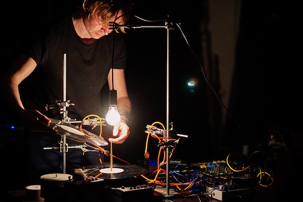 Dreammachine Image by Brian Wahr