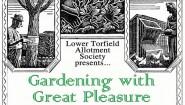 Gardening for fund raising!