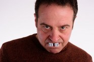 Comedian Mark Thomas will be at St Mary in the Castle next Wednesday – or will he?