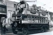 Hastings Trolley Bus Photo Richard Pollard