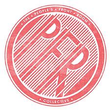 Logo Red White 8cm