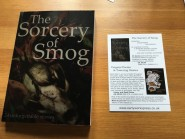Sorcery of Smog anthology of competition winners' short stories