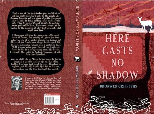 Bronwen Griffith's latest novel