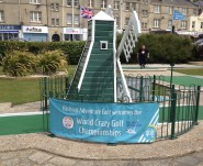 Hastings Adventure Golf Windmill