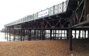 The pier substructure must be kept in community hands, say the Friends of Hastings Pier.