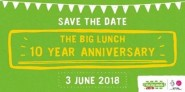 The Big Lunch : An Eden Project initiative