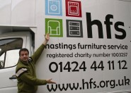 Mark Thomas and fellow comedians support HFS