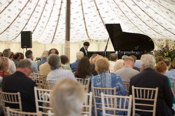 Hastings summer performance