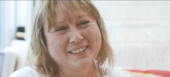 Lea, an unpaid carer set to benefit from Csre for the Carers' new support groups (photo: Care for the Carers).