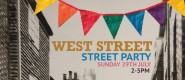 West Street party A6