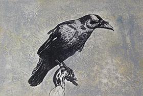 Ravenmaster by Cheryl Bell