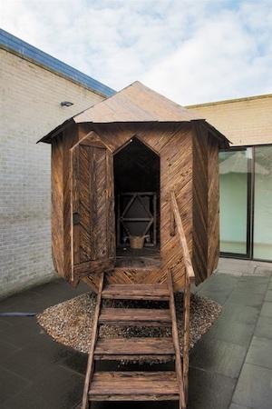 SaunaKabine at The Jerwood