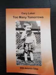 Gary Laker's first book