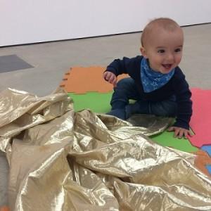 Jerwood Gallery Baby Sense