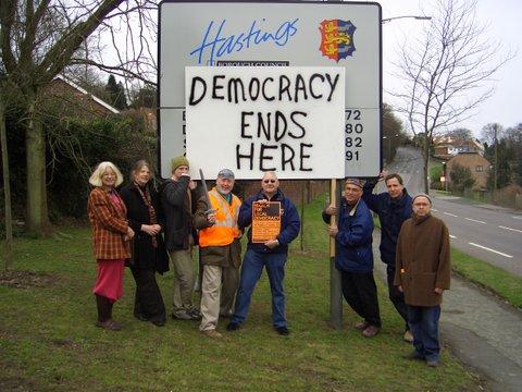 Hastings Democratic Alliance