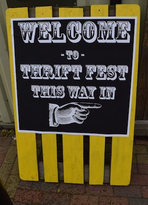 HFS's Thrift Fest