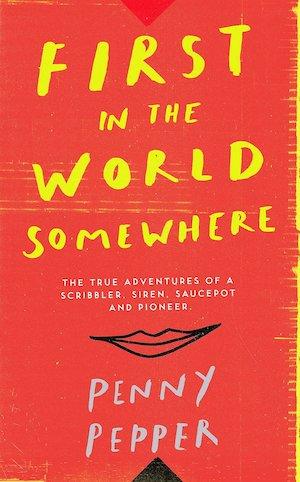 Penny Pepper's memoir