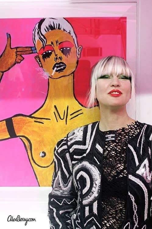 Susan Diamond, Artist