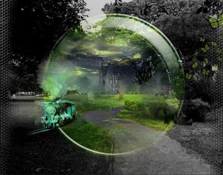 MagikDoor in the park