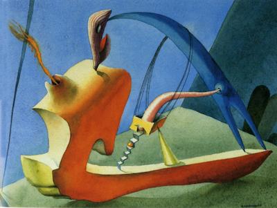 Reuben Mednikoff, Stairway to Paradise, 1936