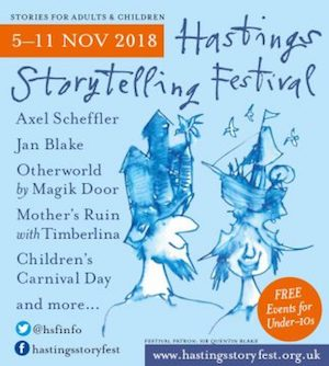 Hastings Storytelling Festival 2019