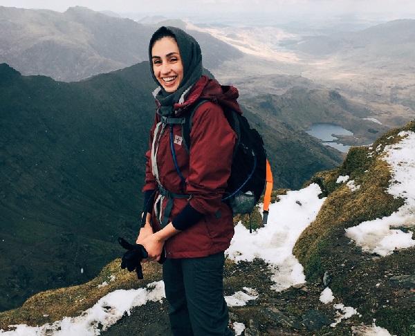 Zahra Rose - aiming high.