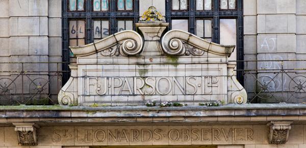 Observer Building Detail © Luke-Hayes