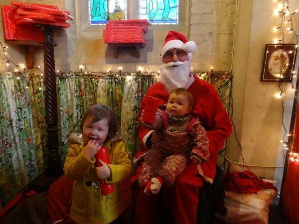 Last year's Christmas Fair