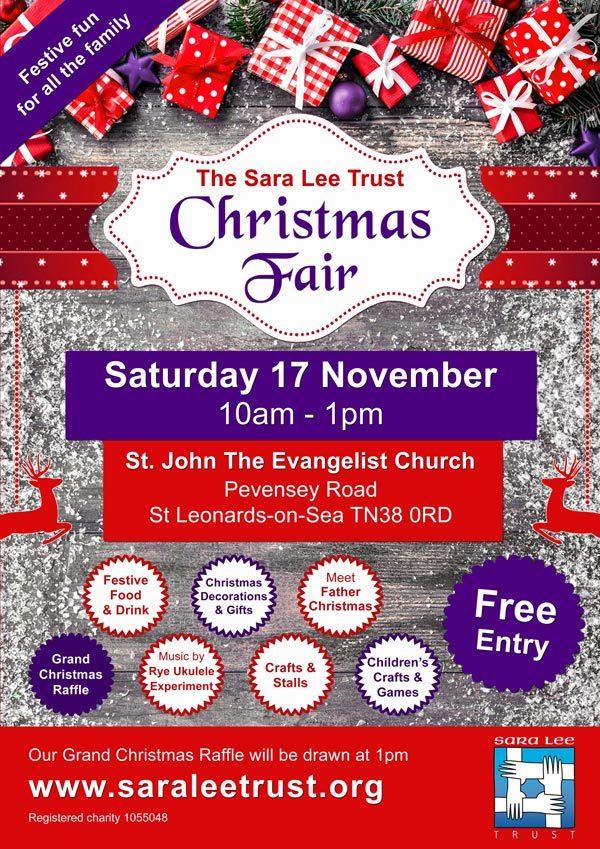 Sara-Lee-Trust-Christmas-Fair