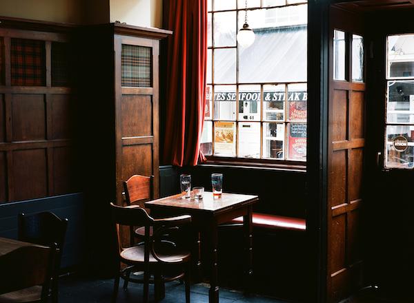 The Albion Pub Photo Maxine Beuret