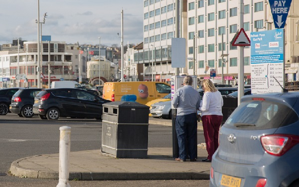 Car park charges are set to rise under the council's new budget (photo: Russell Jacobs).