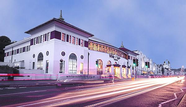 The White Rock Theatre