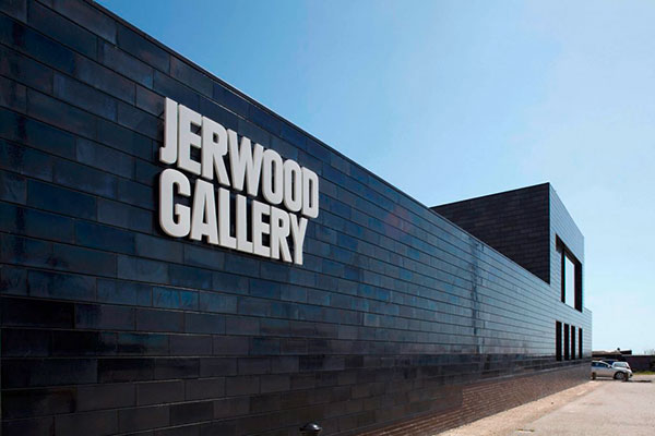 The Jerwood Gallery is currently the home of the Jerwood Foundation's collection of 20th and 21st Century British Art