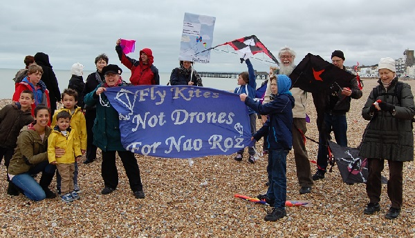 From Fly Kites Not Drones in 2016.