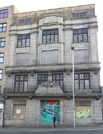 The former Observer Building.