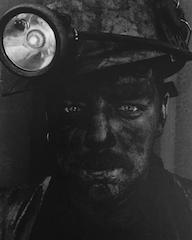 Coal miner South Wales 1997 © Colin Jones